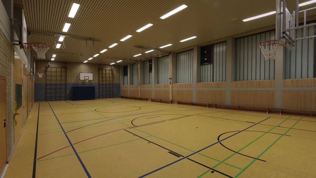 Turnhalle Köln